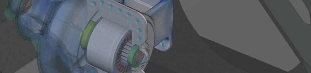 E-motor design