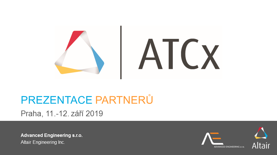 ATCx 2019 – presentation of partners