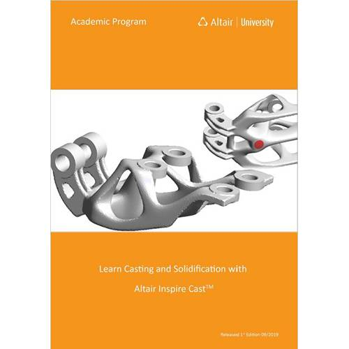 eBook: Learn Casting and Solidifacation with Altair Inspire Cast