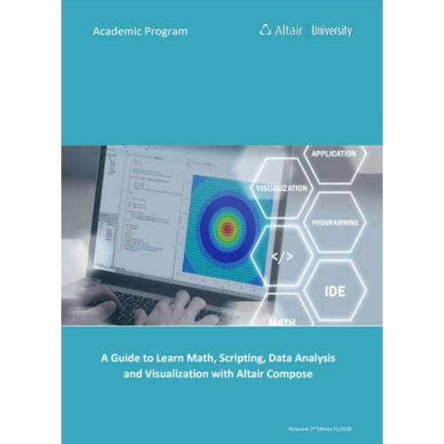 eBook: A Guide to Learn Math, Scripting, Data Analysis and Visualization with Altair Compose