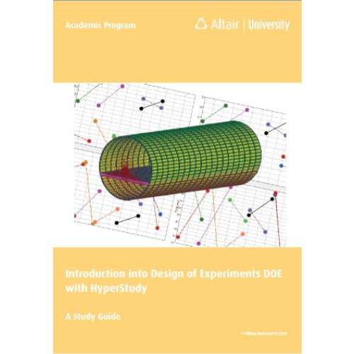 eBook: Introduction into Design of Experiments DOE with HyperStudy