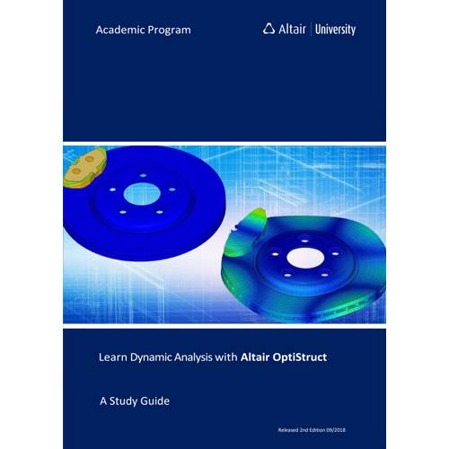eBook: Learn Dynamic Analysis with Altair OptiStruct