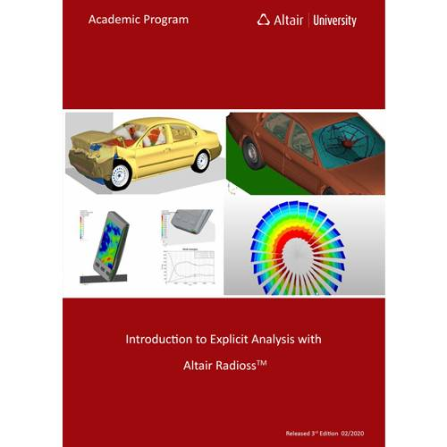 eBook: Introduction to Explicit Analysis using RADIOSS