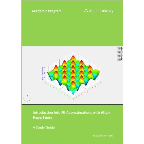 eBook: Introduction into Fit Approximations with Altair HyperStudy