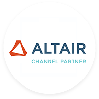 Altair Channel Partner logo (2020)