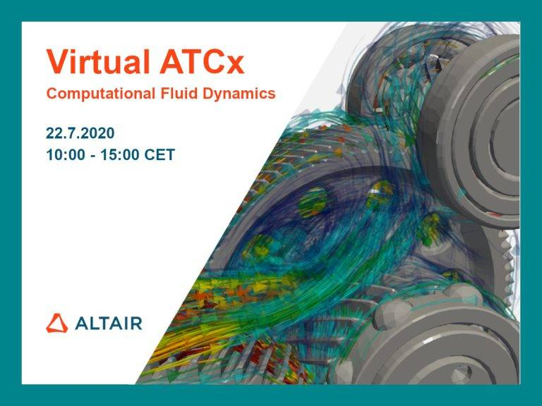 Virtual ATCx – Computational Fluid Dynamics