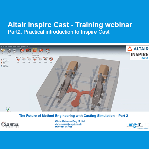 Altair Inspire Cast: Training Webinar Part2