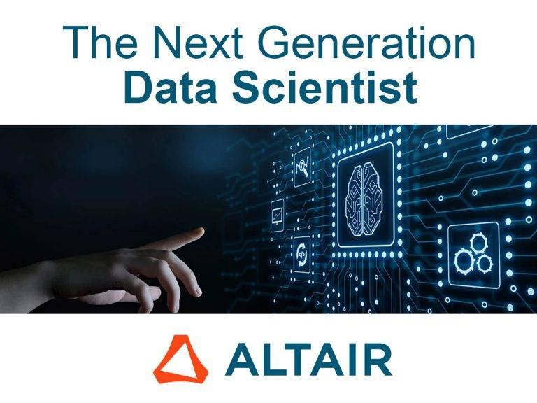 The Next Generation Data Scientist