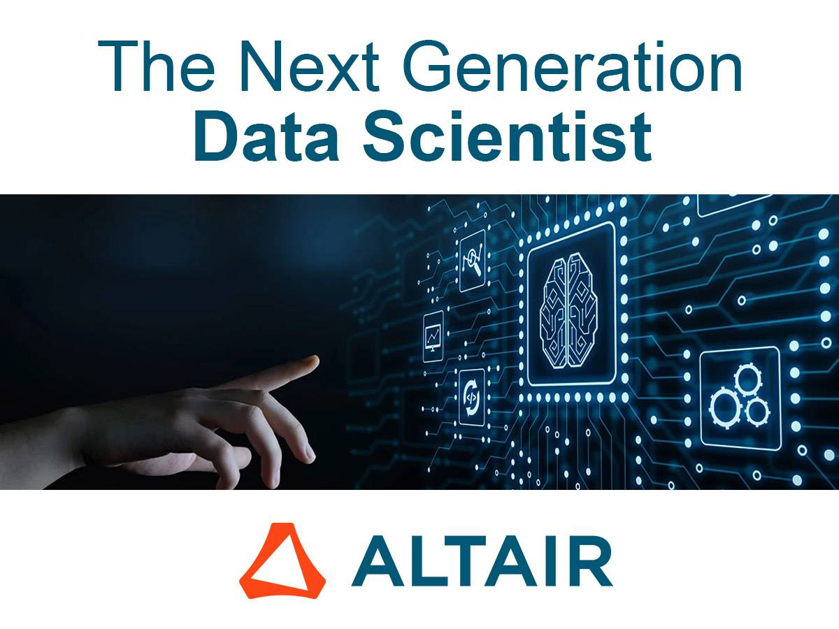 The Next Generation Data Scientist