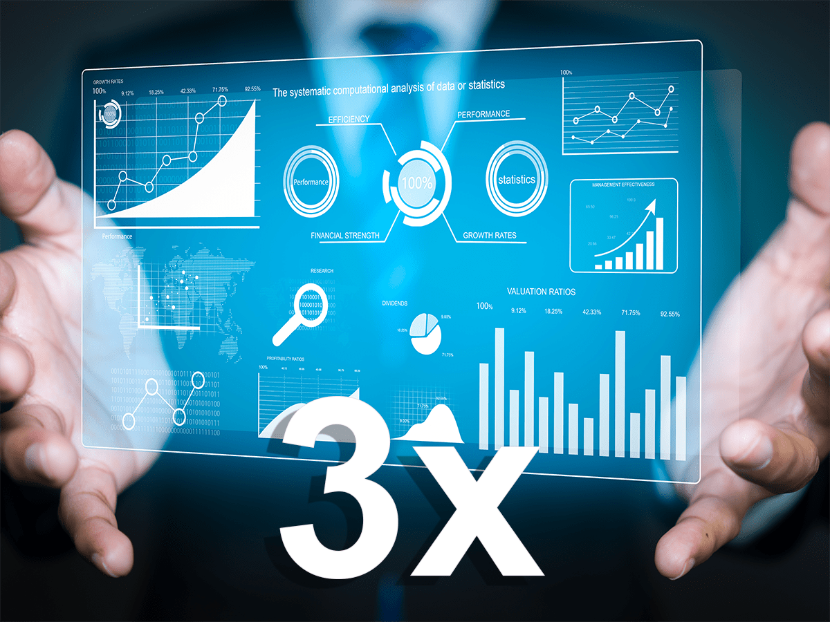 3x Knowledge Studio and Data Analytics perspectives