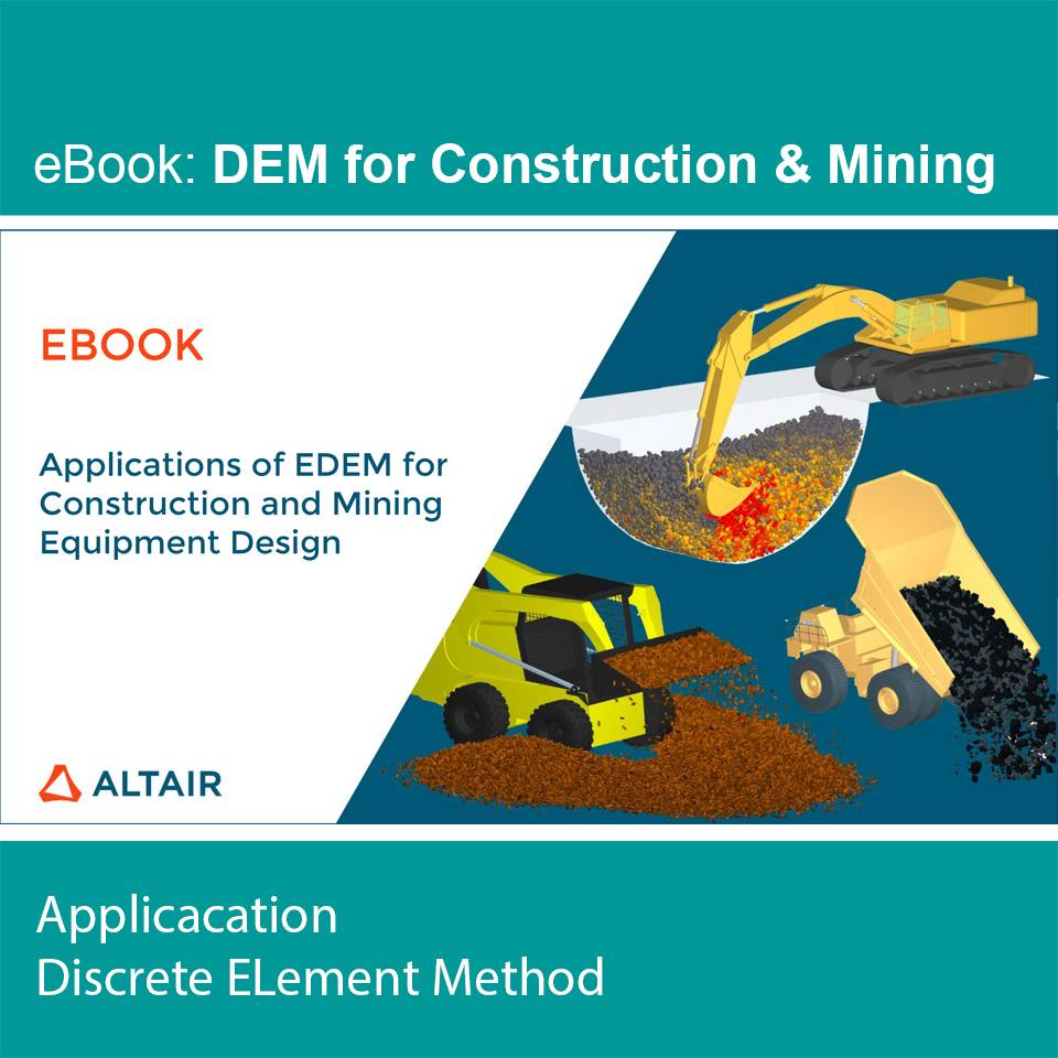 eBook: DEM for Construction & Mining