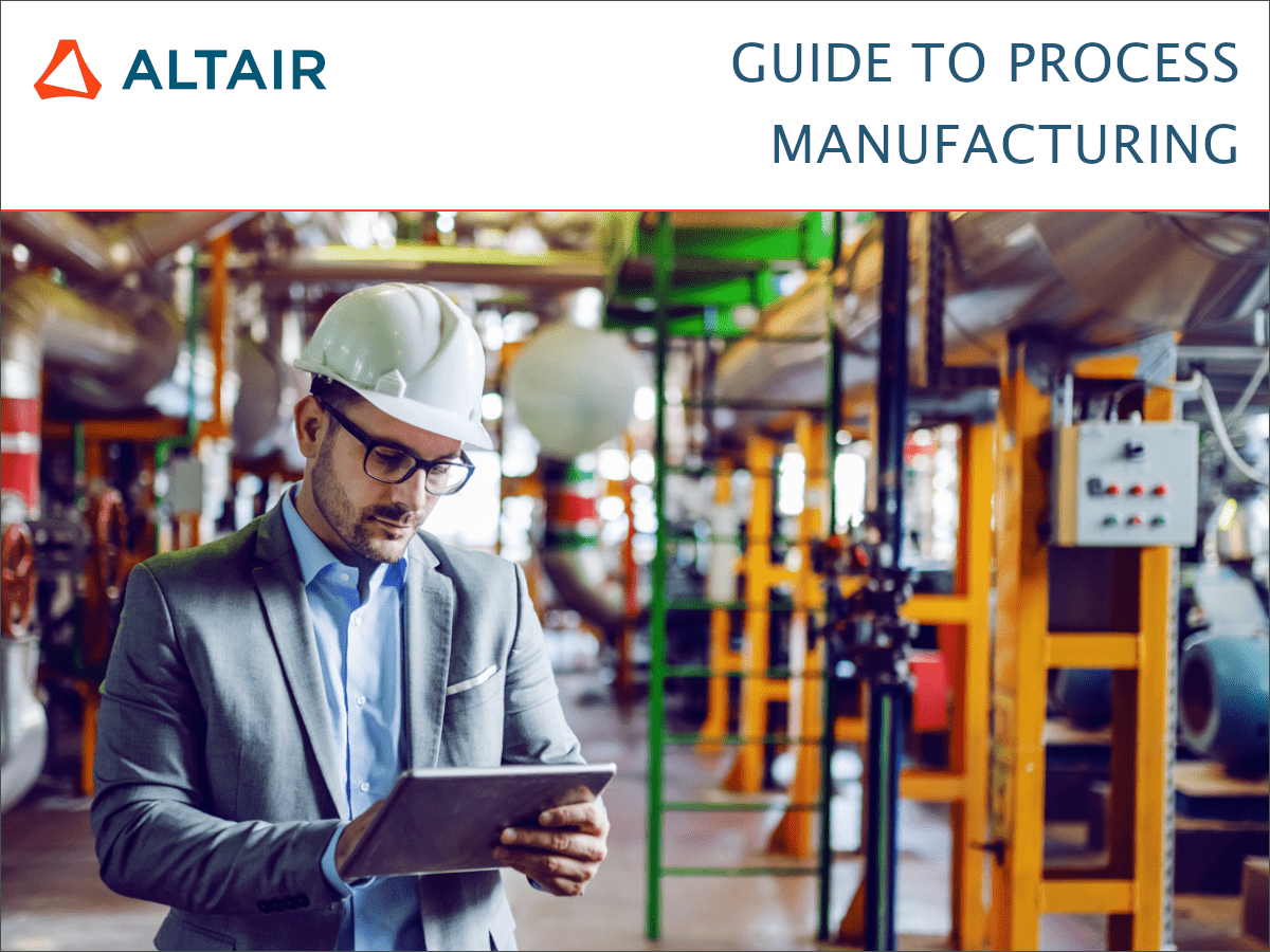 GUIDE TO PROCESS MANUFACTURING