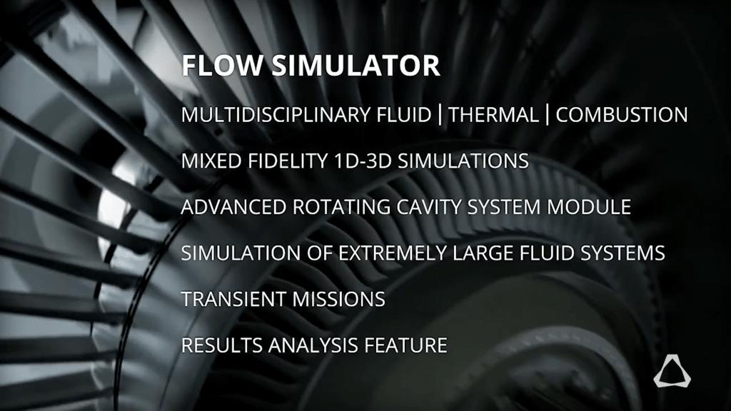 Flow Simulator - features