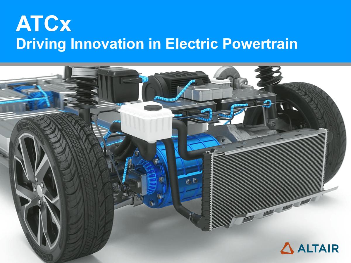 ATCx Powertrain