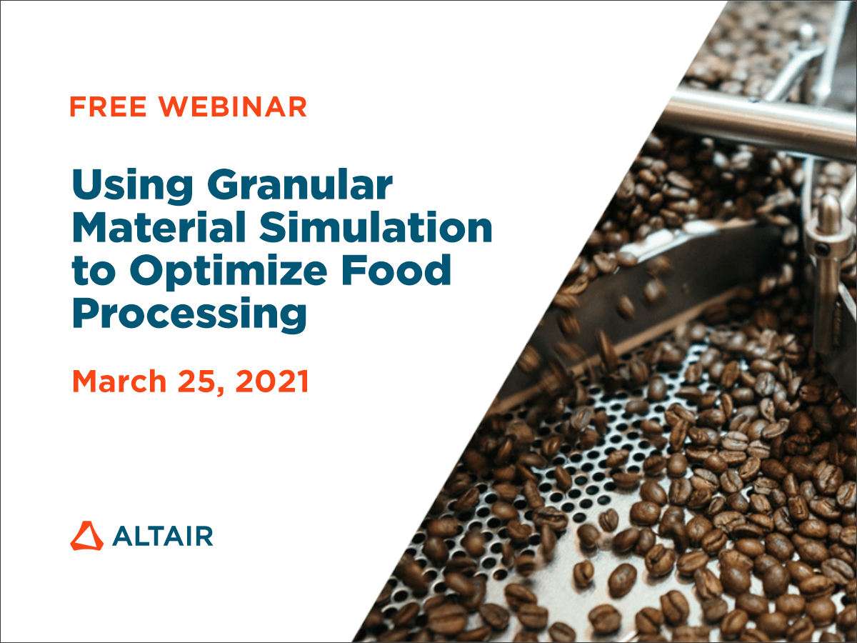 Using Simulation to Optimize Food Processing