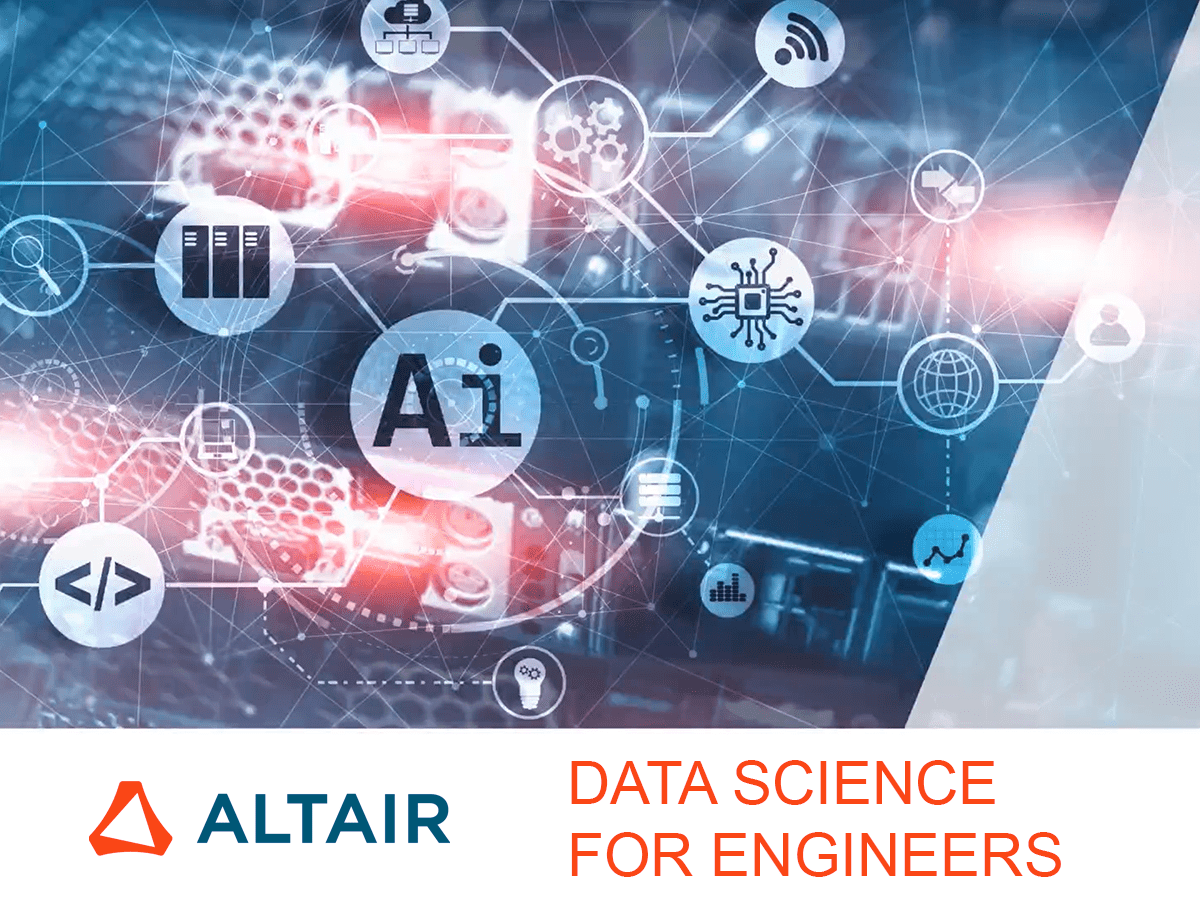 Data Science for Engineers – série webinářů