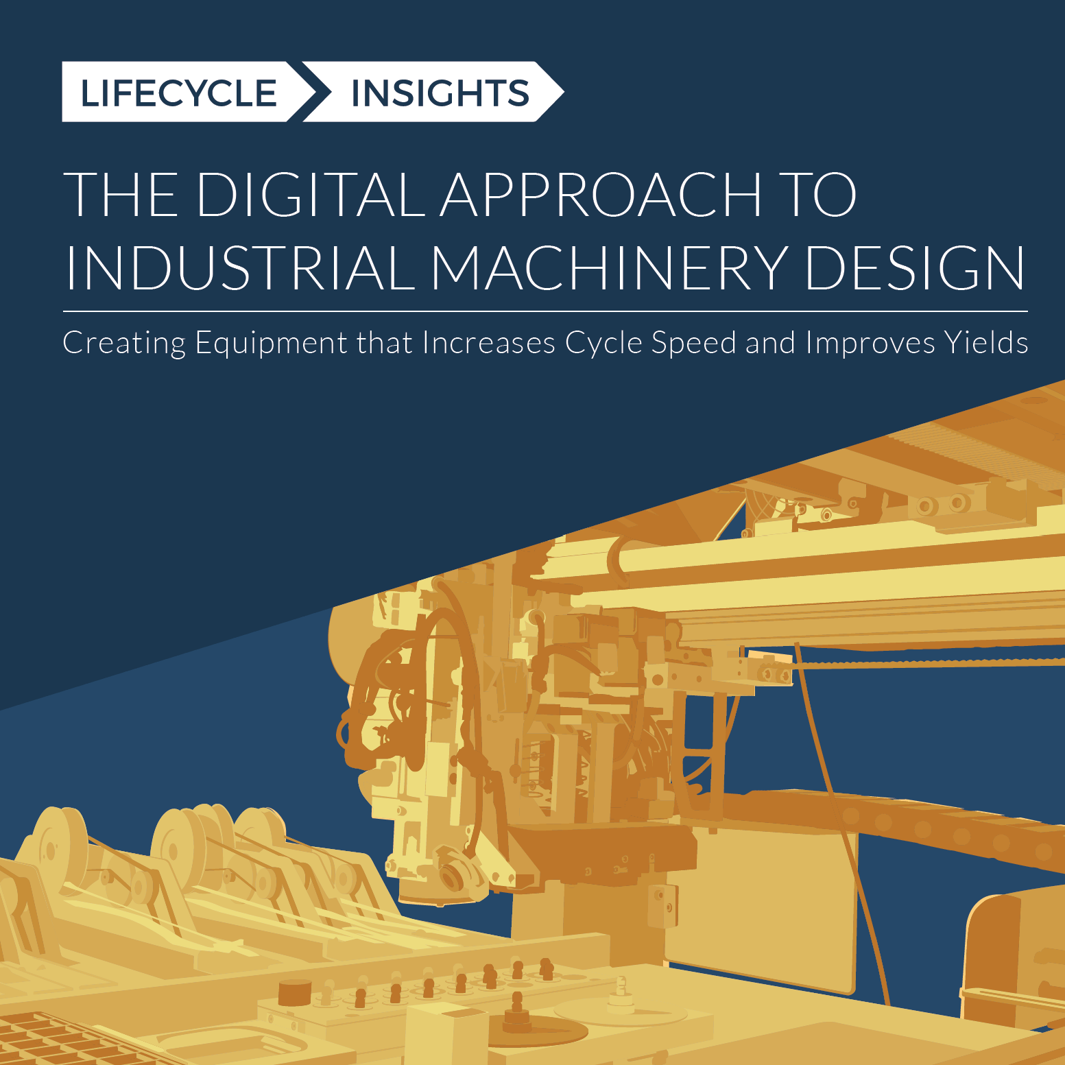 eBook: The Digital Approach to Industrial Machinery Design (LCI)