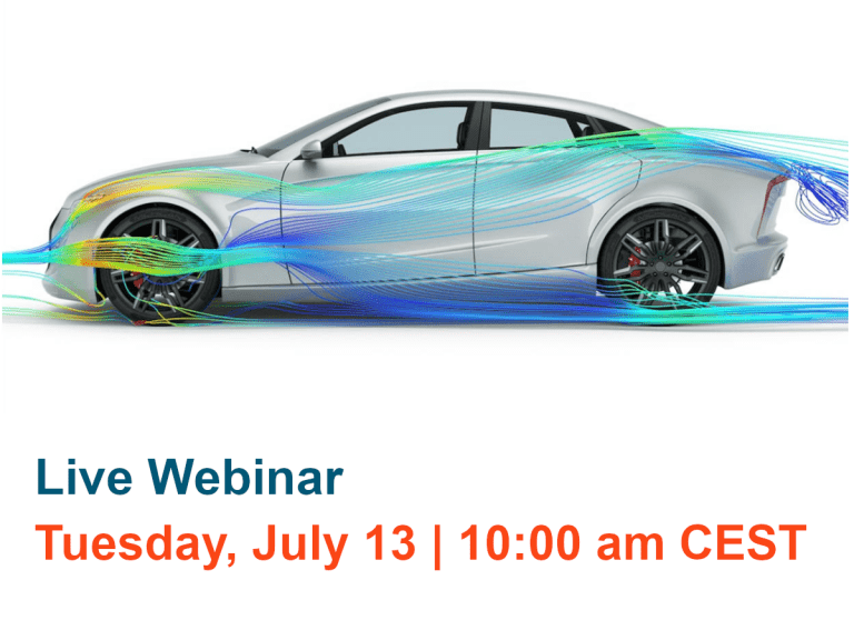 Discover Altair CFD™ – Live Webinar