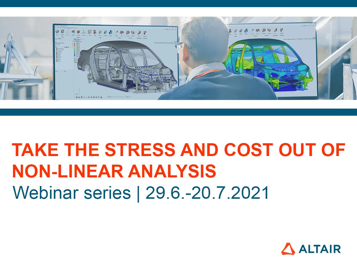 Webinar series: Non-linear Analysis with Jaguar Land Rover