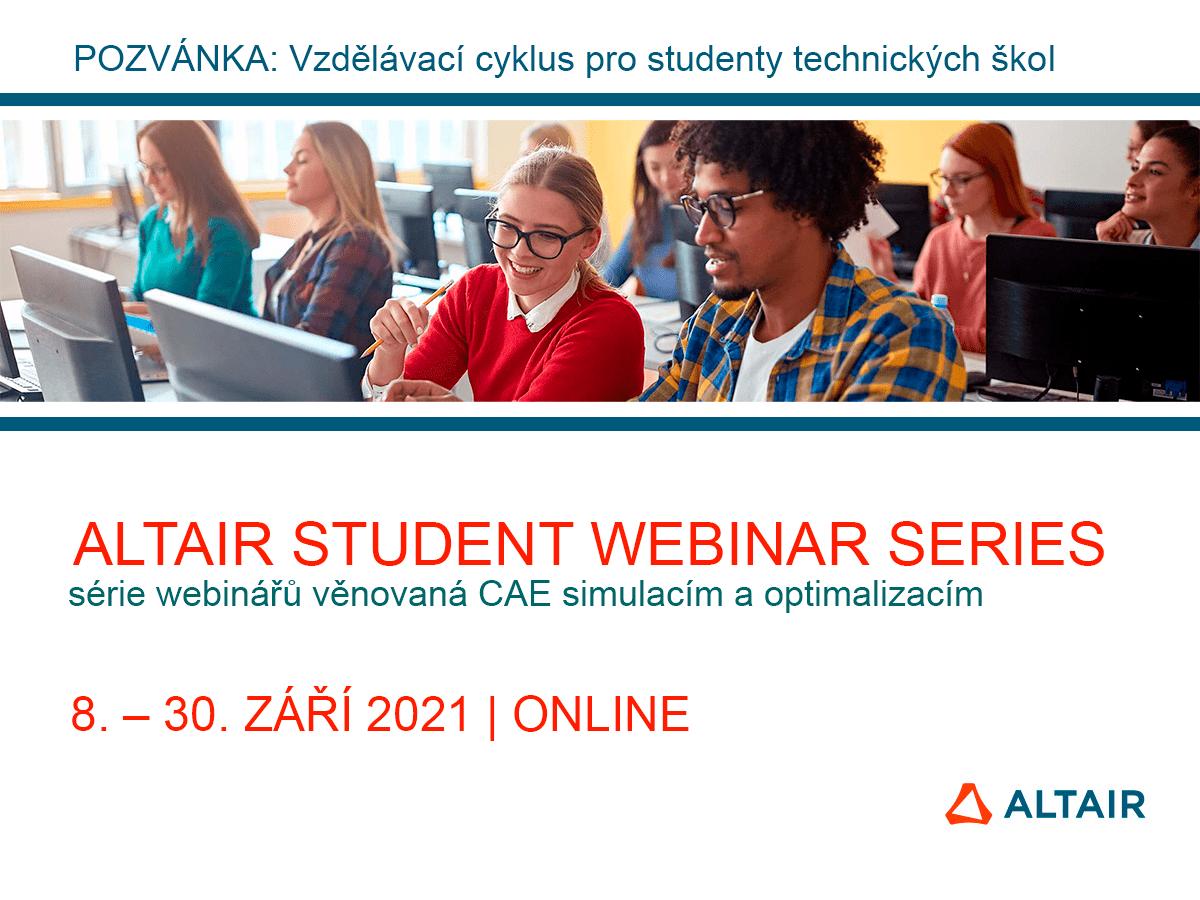 Altair Student Webinar Series 2021
